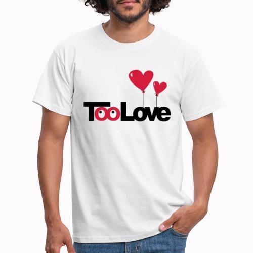 toolove22 - Maglietta da uomo