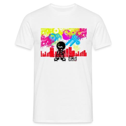 Magliette personalizzate bambini Dancefloor - Maglietta da uomo