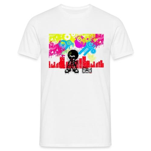 Borse personalizzate con foto Dancefloor - Maglietta da uomo