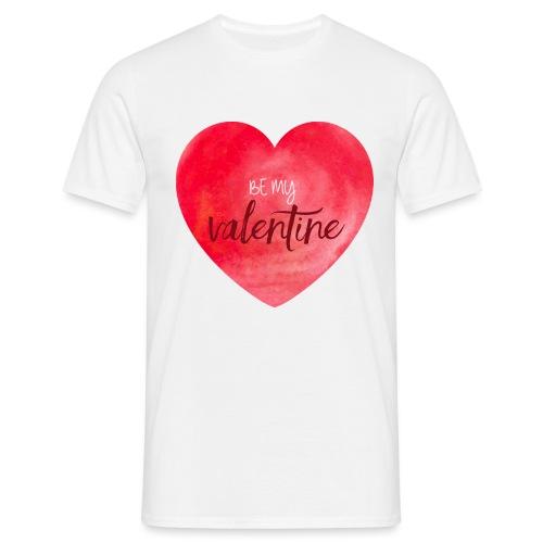 Cœur st.valentin - T-shirt Homme