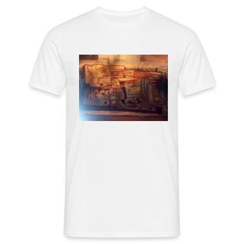 graffiteur - T-shirt Homme