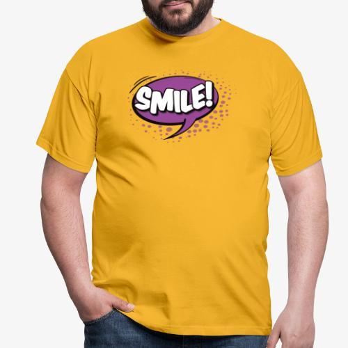 Serie de dibujos animados de los 80s - Camiseta hombre