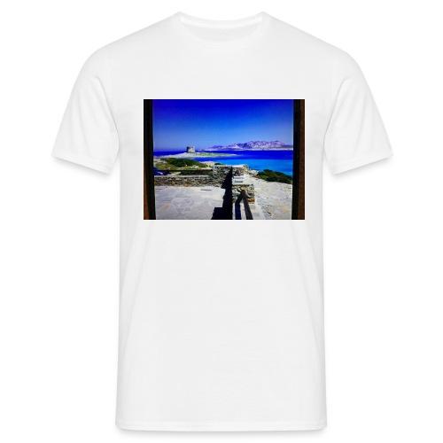 Stintino - Maglietta da uomo