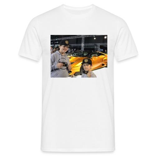 huracan op car show - T-shirt Homme