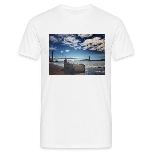 poncio - Camiseta hombre