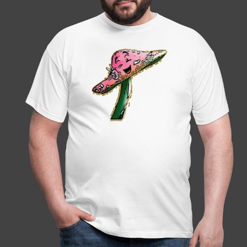 Finkianer Pilz - Männer T-Shirt