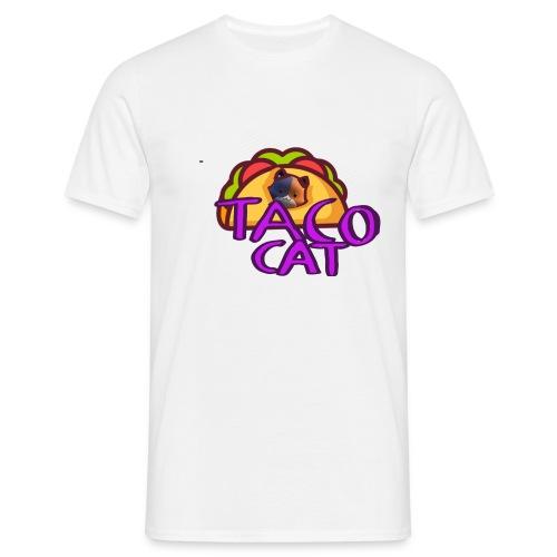 TACO CAT - T-shirt herr