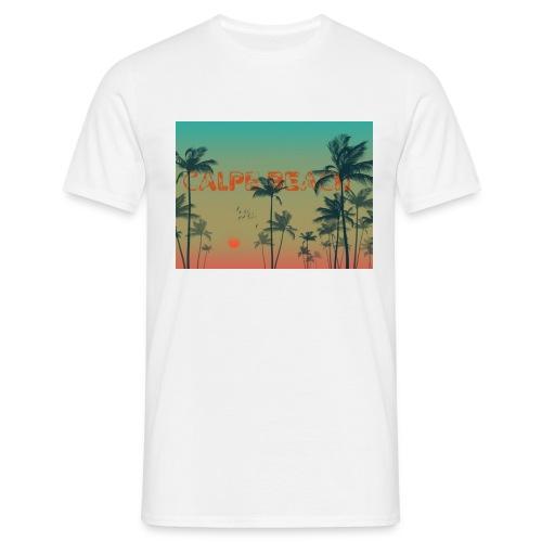 Calpe Beach - Camiseta hombre