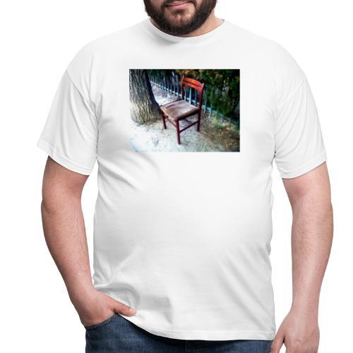 silla - Camiseta hombre