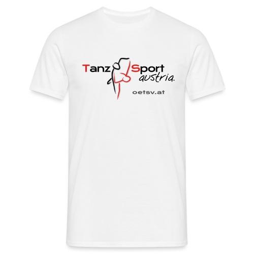 Logo OTSV V1 Internet gif - Männer T-Shirt