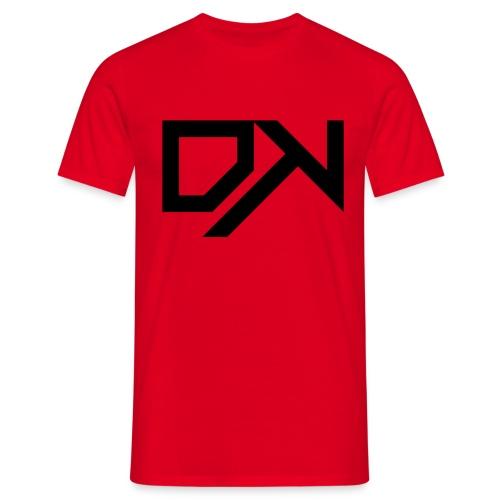 DewKee Logo Cap Black - Men's T-Shirt