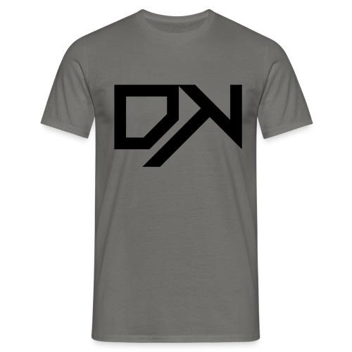 DewKee Logo Samung Galaxy S4 Case Black - Men's T-Shirt