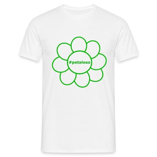 #petaloso - Maglietta da uomo