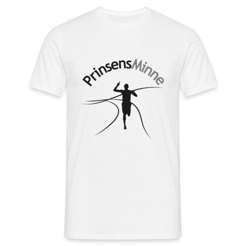 PrinsensMinne logga - T-shirt herr