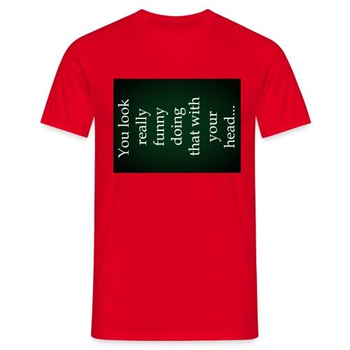 funny - Mannen T-shirt