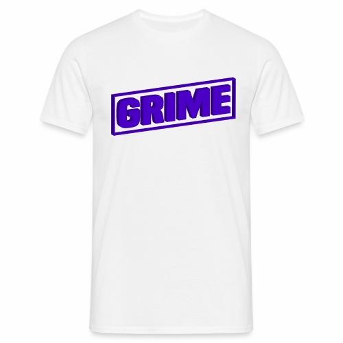 grime - Men's T-Shirt