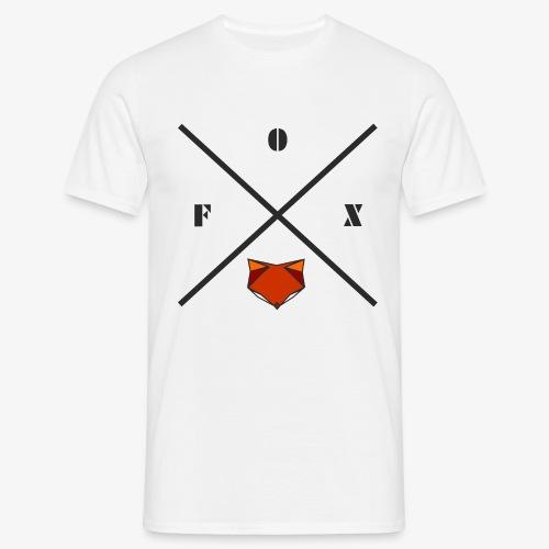 fox - Koszulka męska