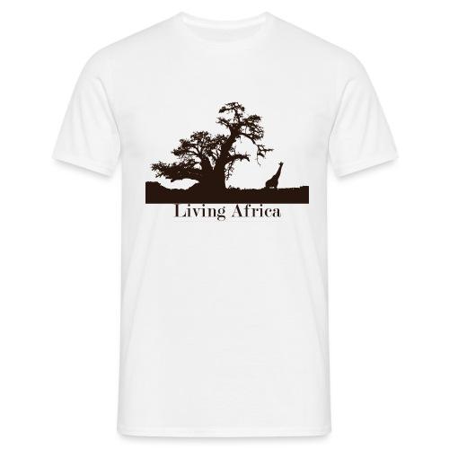 Ultimate_Living_Africa-png - Maglietta da uomo