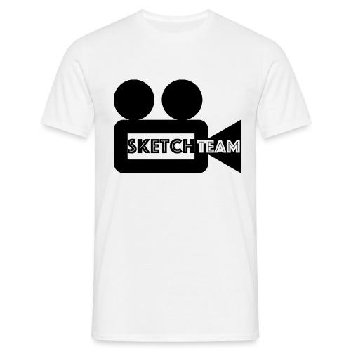 SketchTeam Logga T-shirt - T-shirt herr