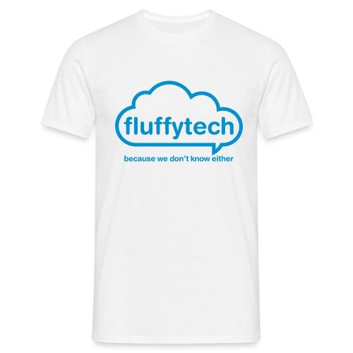 Fluffytech - Men's T-Shirt