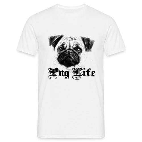 La vie de carlin - T-shirt Homme