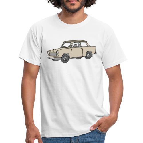 Trabi, Trabant (papyrus) - Männer T-Shirt