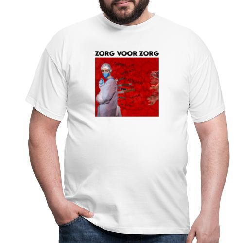S Zorg voor Zorg - Mannen T-shirt