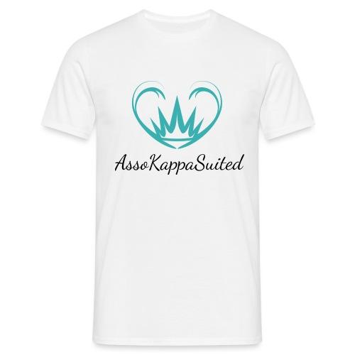 AssoKappaSuited - Maglietta da uomo