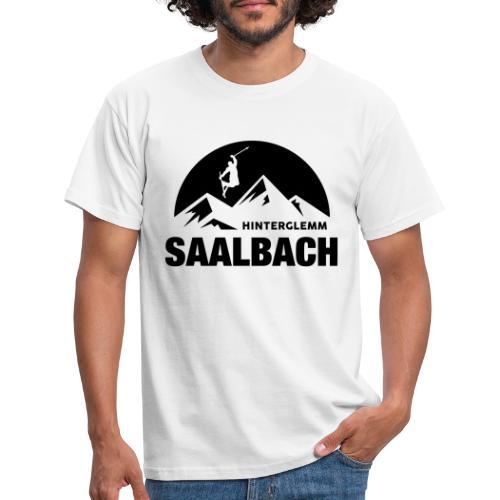 Summit Saalbach - Mannen T-shirt