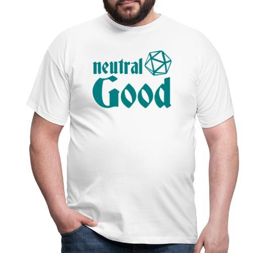 neutral good - Men's T-Shirt