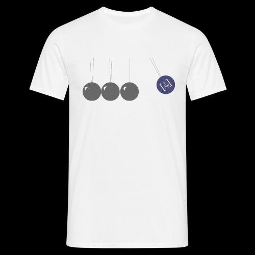 Pendel 2 - Männer T-Shirt