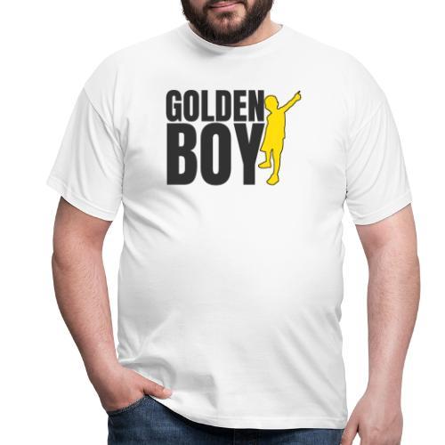 Golde Boy - Maglietta da uomo