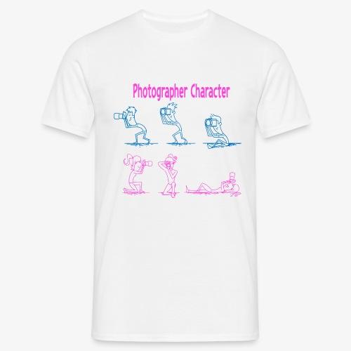 Photography 6 - Camiseta hombre