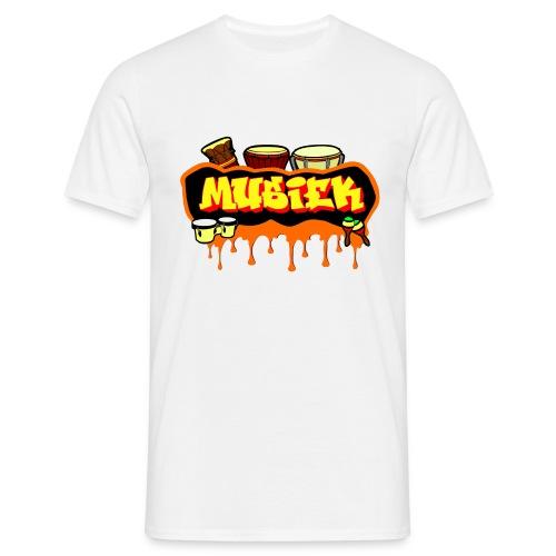 MUSIEK 2 - T-shirt Homme