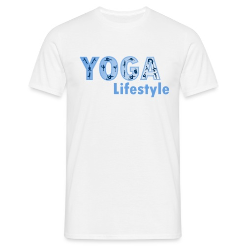 Yoga Life Style - Camiseta hombre