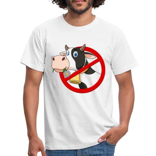 cow kuh - Männer T-Shirt