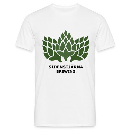 Logotyp Mörk - T-shirt herr