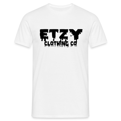 ETZY BASIC - T-shirt Homme