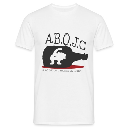 A.B.O.J.C - T-shirt Homme