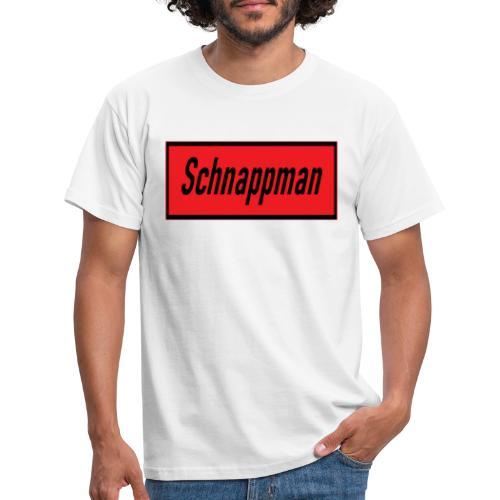 Schnappman - Männer T-Shirt
