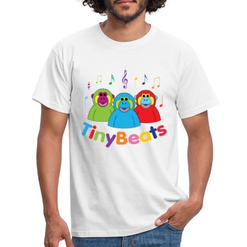 TinyBeats - Men's T-Shirt