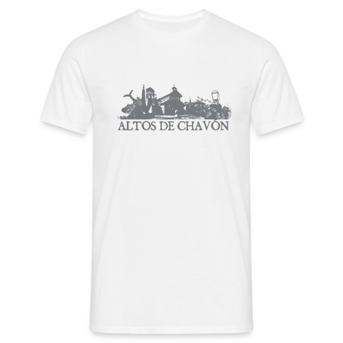 Alto de Chavon 01 - Camiseta hombre