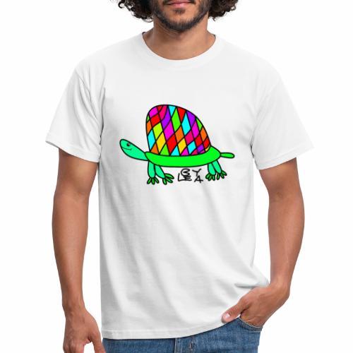 Schildkröte von Lea Version 2 - Männer T-Shirt