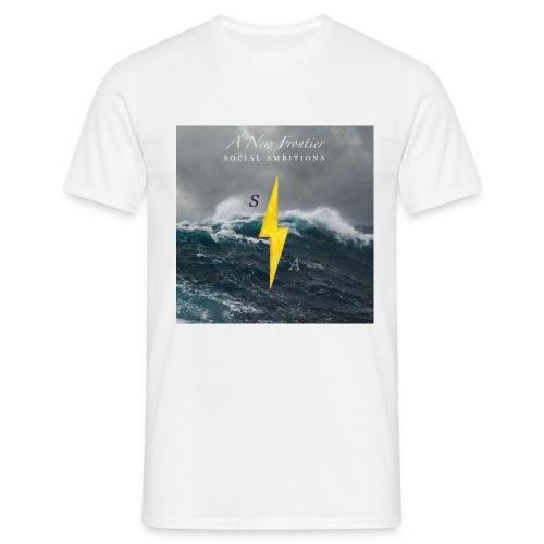 Social Ambitions - A New Frontier - Men's T-Shirt