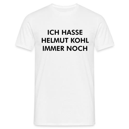 Helmut Kohl - Männer T-Shirt