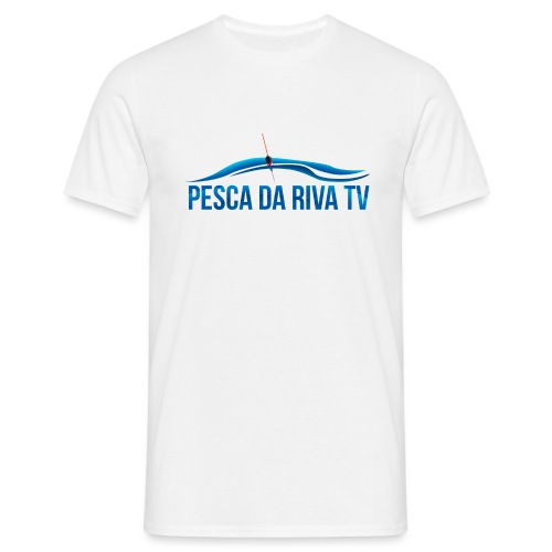 Pesca da riva TV - Maglietta da uomo