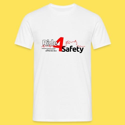 Ride 4 Safety - Maglietta da uomo