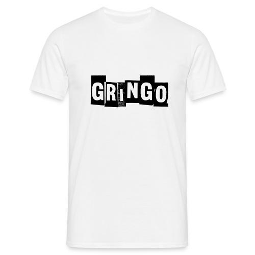 Cartel Gangster pablo gringo mexico tshirt - Men's T-Shirt