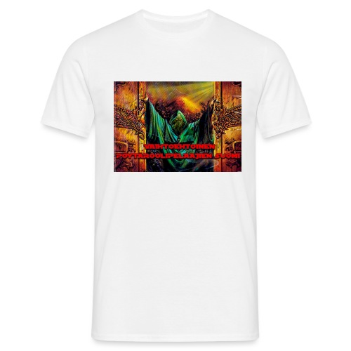 logo - Miesten t-paita