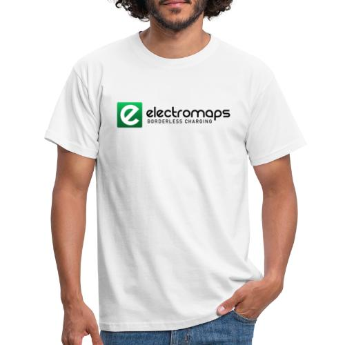 Electromaps color - Camiseta hombre